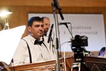 Petr Gablas: Cimbálová Harafica na novém albu symfonicky