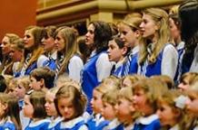 Kühnův dětský sbor v Besedním domě