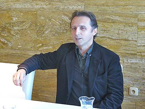 Mário Radačovský – nový ředitel baletu ND Brno