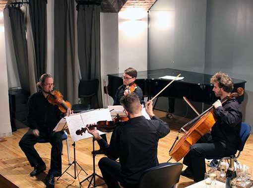 Miloslav Ištvan Quartett askupinaA