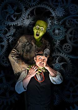 Mladý Frankenstein v Městském divadle