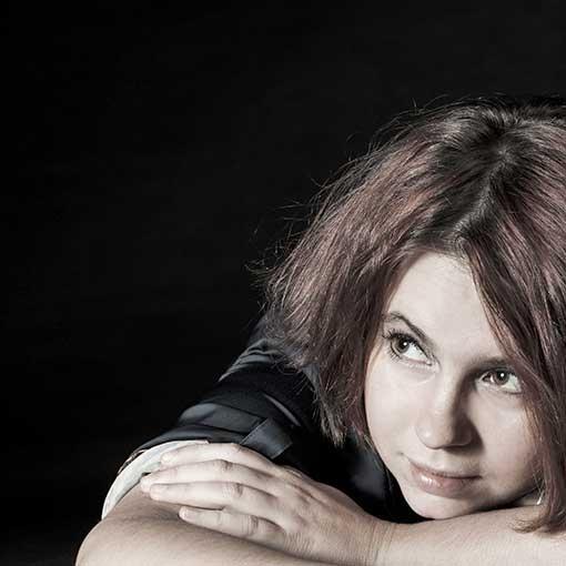 Linda Keprtová: Důležitý pro mě je konkrétní člověk na jevišti