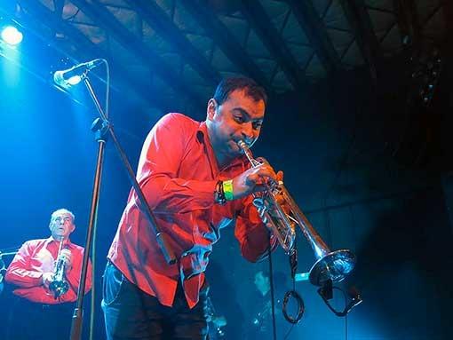 Trylkující trumpety Fanfare Ciocărlia
