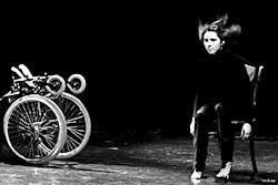 Tanec a handicap v divadle Barka