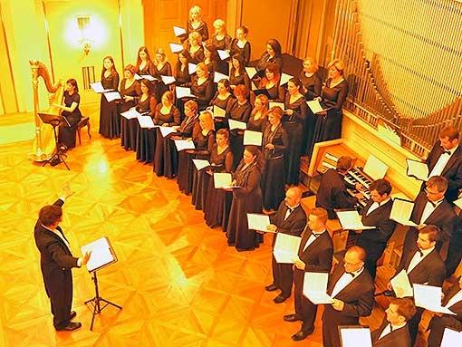 Postní koncert Českého filharmonického sboru Brno