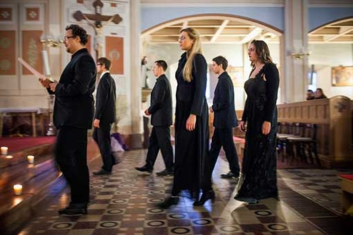 Více modlitba než koncert. Illegal Consort a Gesualdo da Venosa