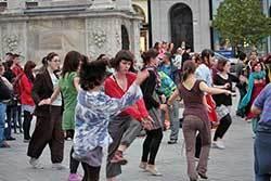 Oslavy Mezinárodního dne tance v Brně