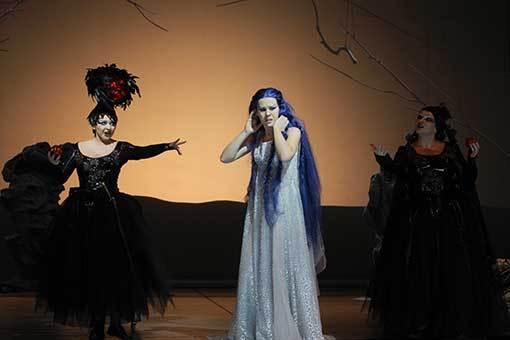 Janáčkova opera v Ománu