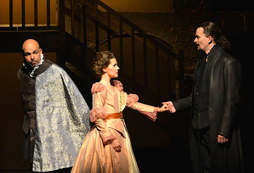 Muzikál Don Juan čili o rozžhaveném žezle rozkošníka