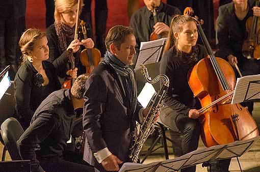 Hudba prostoru a duše. Světové premiéry u sv. Augustina