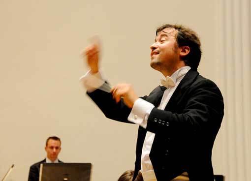 Inaugurační koncert nového šéfdirigenta opery