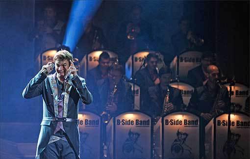 Vojtěch Dyk a B-Side Band představí novou Desku