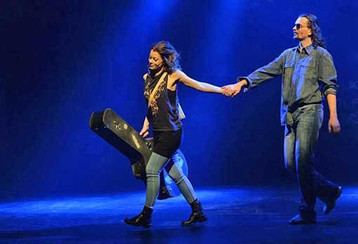 Johnny Blue zaprodá duši ďáblu v Městském divadle Brno
