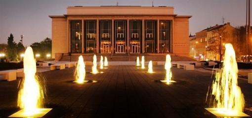 Evropské operní dny v Janáčkově opeře i před ní