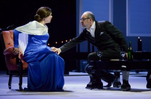 Tosca: umění, láska a sebeobětování