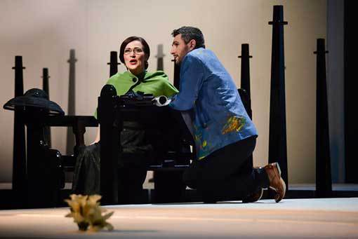 Tosca. Píseň o lásce a smrti pěvkyně Marie Callas