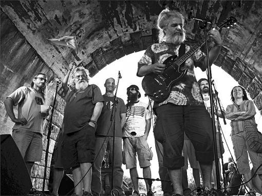 Festival Krákor: underground u Hitlerovy dálnice