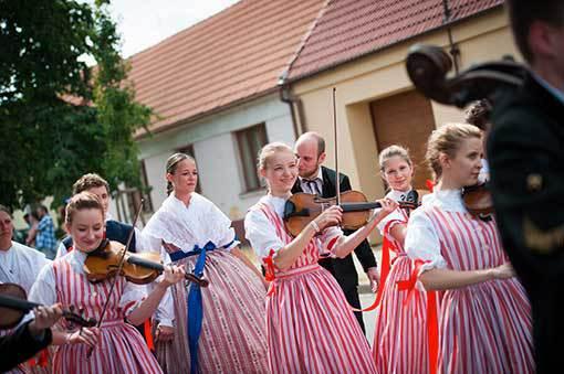 Brno jako folklorní zrcadlo Moravy i střední Evropy