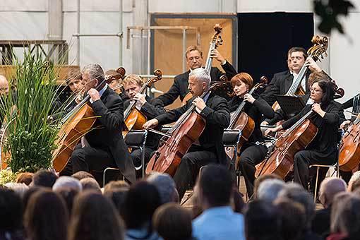 Filharmonie Brno: Hudební tábor pro děti, koncerty na lodi a festival Špilberk