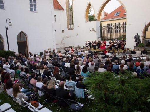 Dnes začíná Hudební festival Znojmo