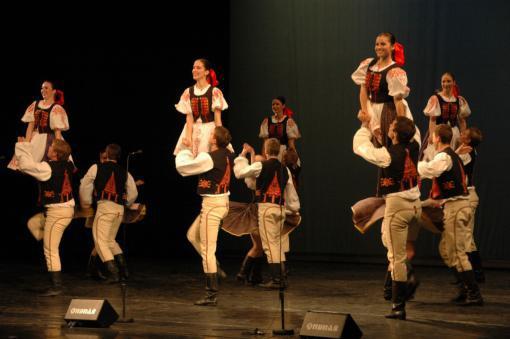 Mezinárodní folklorní festival Brno: tanec, hudba, výstavy a jarmark