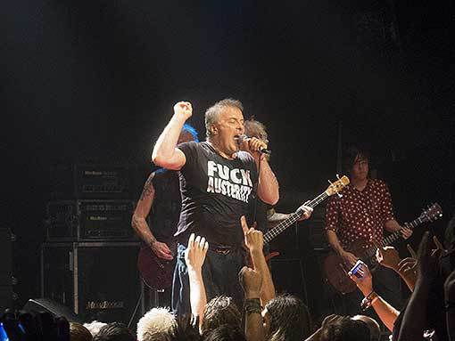 Jello Biafra a jeho škola klasického punku