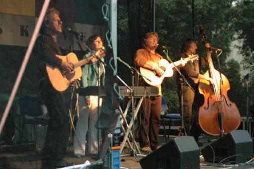 Festival Živý Lískovec: country a folk