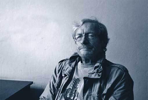 Zuřivý hudební reportér Jan Rejžek v Mahenově knihovně