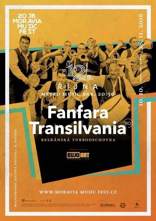 Moravia Music Fest - Fanfara Transilvania