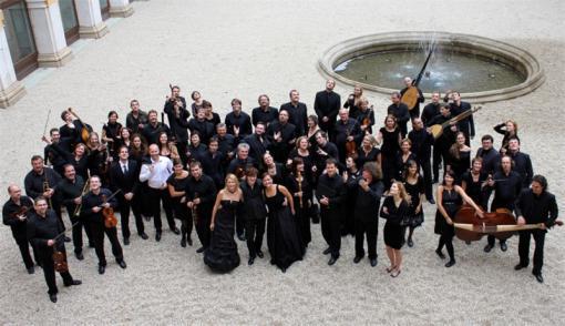 Czech Ensemble Baroque: 4. ročník cyklu Bacha na Mozarta!