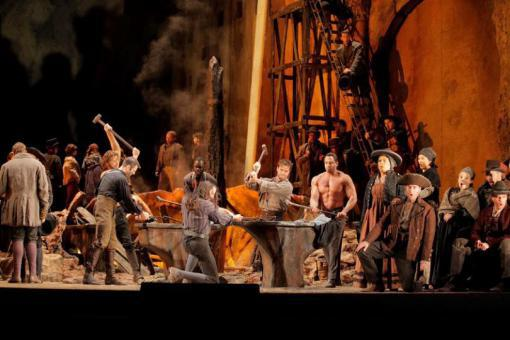 Začíná 10. sezóna přenosů z Metropolitní opery. Zahájí ji Anna Netrebko a Dmitrij Hvorostovskij