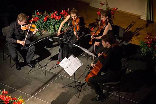 Armida Quartett od současnosti k rozpadu romantismu