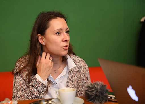 Gabriela Tardonová: Za vizemi se člověk moc žene