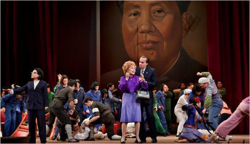 Kino Art: Záznam opery Nixon v Číně