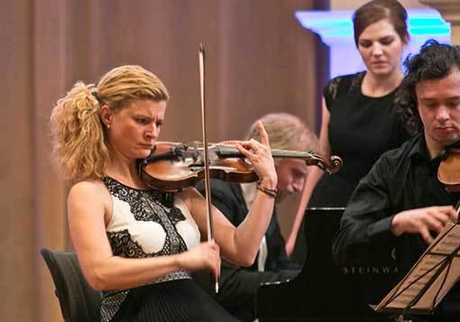 Pavel Haas Quartet a Ivo Kahánek. Concentus Moraviae ve výstižné zkratce