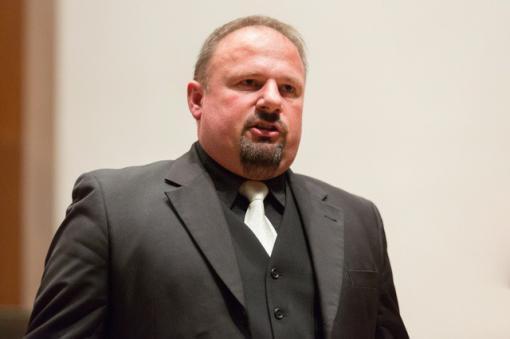 Jaroslav Březina získal nominaci na Cenu Thálie 2015