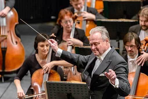 Magická záře ve filharmonii