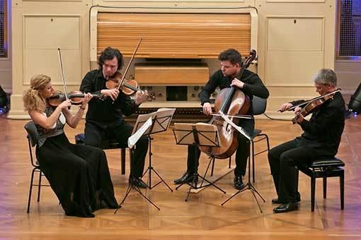 Pavel Haas Quartet získal ocenění BBC Music Magazine Award