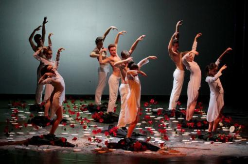 Choreografický ateliér: Tvůrčí dílna mladých tanečníků