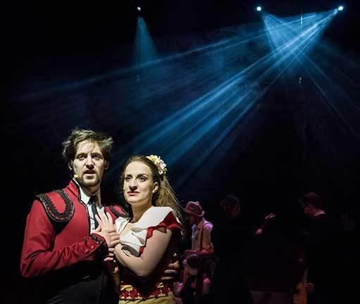 Figarka v Divadle na Orlí. Milostné pletky v rytmu temperamentního flamenca