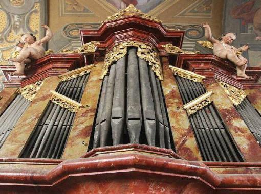 Kaple Marie Loretánské se dočká opravy kůru a rekonstrukce nejstarších varhan v Brně