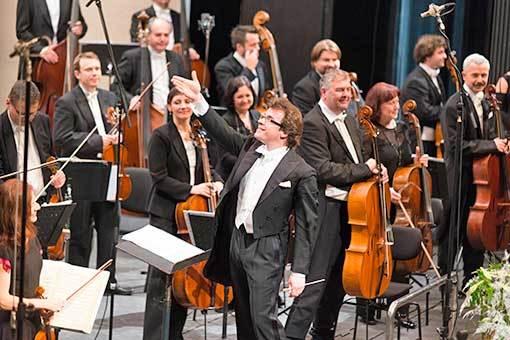 Filharmonie Brno představuje novou sezónu: Matthew Barley, Jakub Hrůša, Zdeněk Mácal a  Richard Gallian