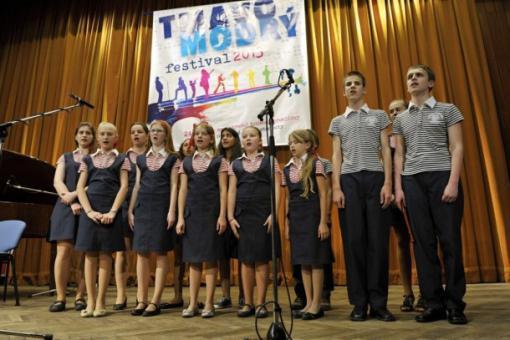Tmavomodrý festival: Hudba místo zraku