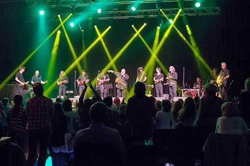 Multižánrový festival Meeting Brno: Hudba, literatura a filmy jako cesta k veřejné diskuzi