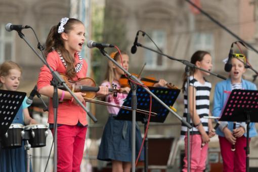 Mozartovy děti: Prostor pro talentované žáky