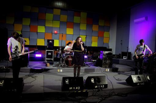 Veena pokřtí nové album spolu s My Disco a Metronome Blues