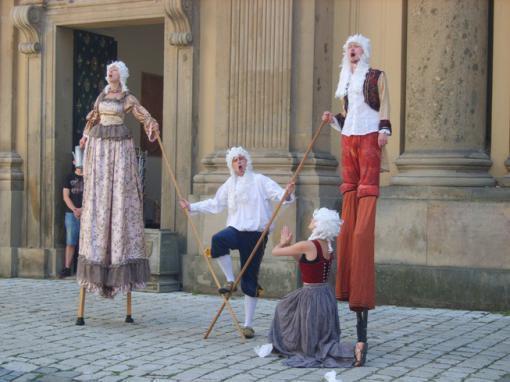 Festival barokního divadla v Mikulově