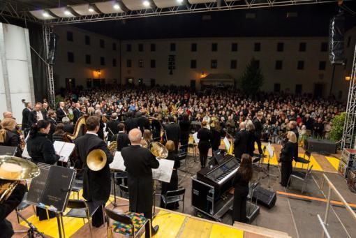 Mezinárodní hudební festival Špilberk: Klasická hudba, jazz a kinokoncerty