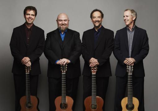 Mezinárodní kytarový festival: Los Angeles Guitar Quartett, Roberto Fabbri, Patrick Kearney a další