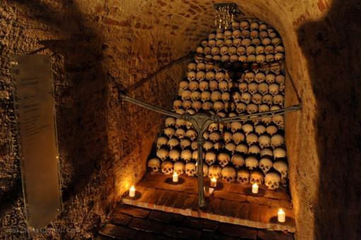Aktuálně: Noční prohlídky Kostnice u sv. Jakuba s hudbou Miloše Štědroně